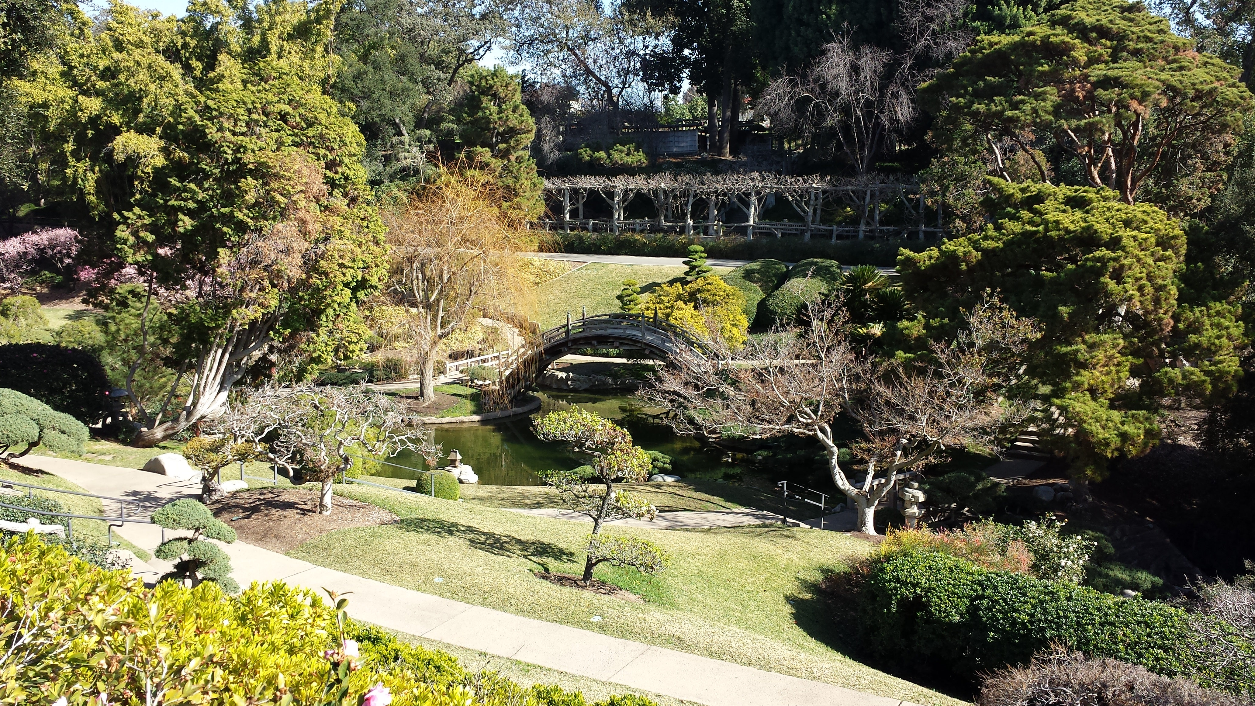 My Favorite Among Them Is The Japanese Garden With Its Authentic Japanese  House That Offers A Picturesque View To The Pond With Its Arching Wooden  Bridge.