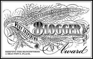 very-inspiring-blogger award