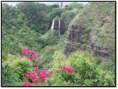 Waterfall - Kauai