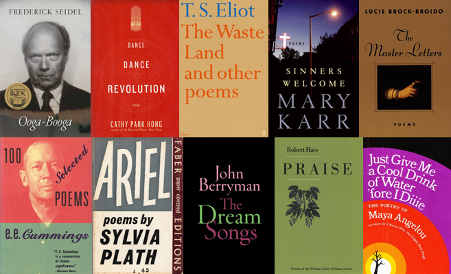 50 Essential Books of Poetry That Everyone Should Read – U