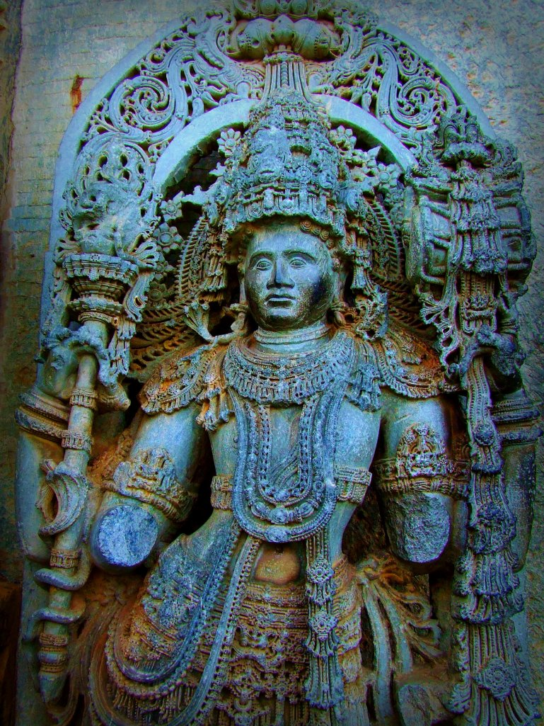 South Indian Temple Deity