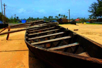 Fisherman's Boat - Goa