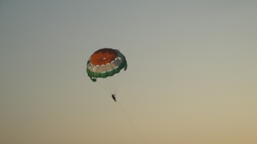 Parachute Gliding