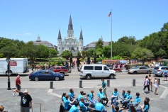 Jackson Sq - New Orleans