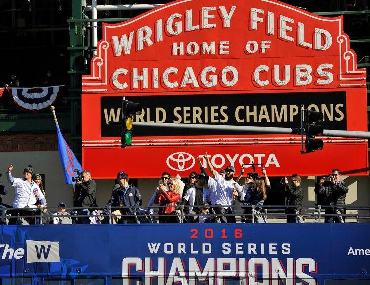 Jake Arrieta, Kyle Schwarber, Chicago Cubs, Wrigley Field